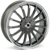 Targa Llanta Racing 7  x 17  mod.T560 Grey Polish
