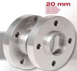 Separadores de Rueda 20mm 5 x 120 72