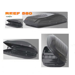 Cofre techo pool line Reef black 580 L.