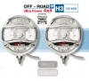 Faros Ultra Power 4x4 203 mm cromados