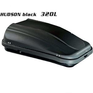 Cofre techo Hudson Negro 320L