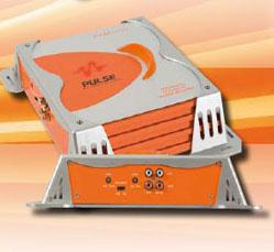 Amplificador Pulse 4 Canales 400W