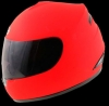 Casco Red Zed serie 400 Rojo mate