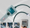 Endoscopio flexible con camara 2,5""