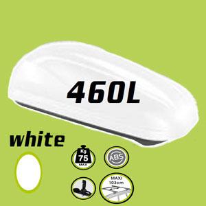 Cofre de techo Connemara 460 L. White.