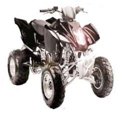 HID xenon Kit H7 para Quad