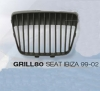 Parrilla Frontal Seat Ibiza 99 al 02 Sin Logo