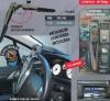Barra antirrobo volante-airbag