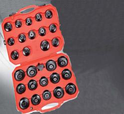Llave campana filtro aceite. 30 �tiles