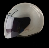 Casco Red Zed serie 225 Plata Brillante