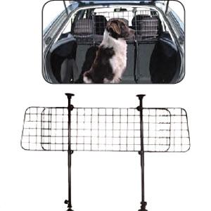 Separador perros reclinable