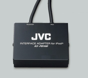 JVC Adaptador interfaz IPod