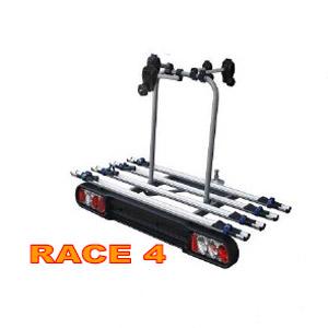 Porta bicicletas Race 4